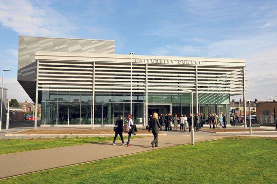 The new centre. Pictures: Tony Jones.