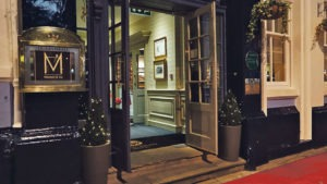 Massey and Co - the new bar which has opened at the Duke's Head Hotel in King's Lynn. Picture: Supplied.
