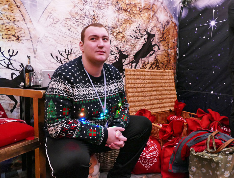 Student S Christmas Granted By Dobbies
